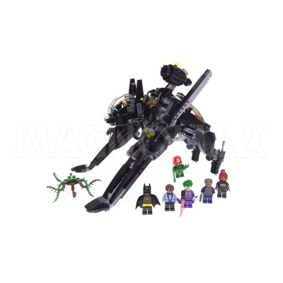Конструктор Lepin 07056 / Batman Movie Скатлер (аналог LEGO 70908, 775 дет.)