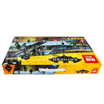 Конструктор Lepin 07056 / Batman Movie Скатлер (аналог LEGO 70908, 775 дет.) - 4